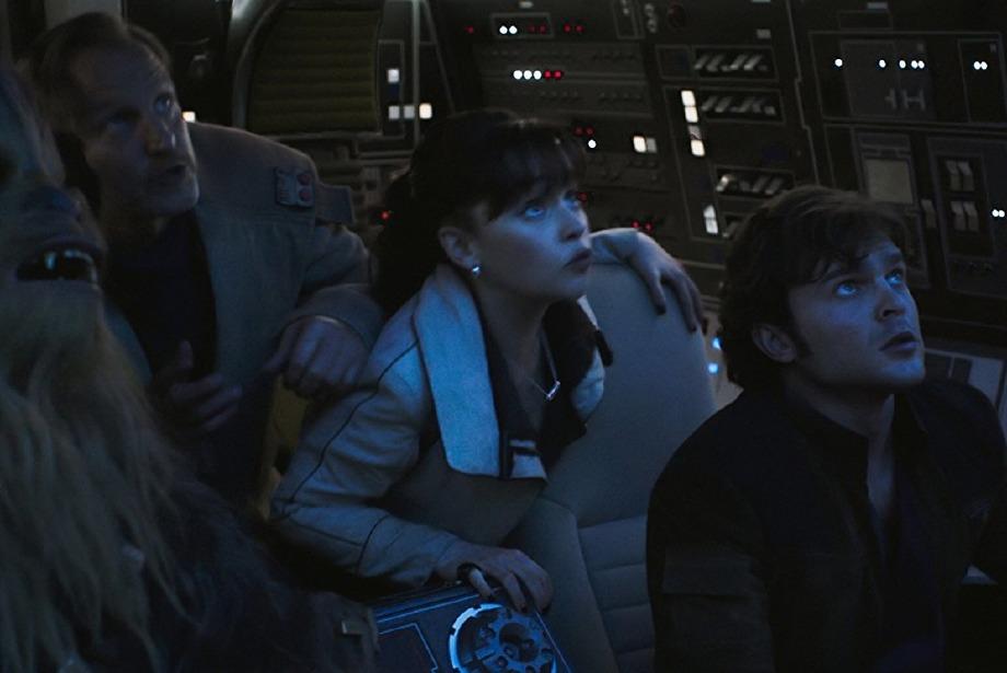 Solo: A Star Wars Story fragmanı fazlasıyla iyi