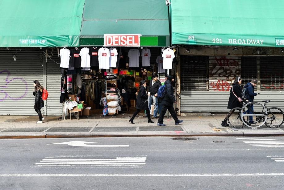 """Diesel'in """"Sahte"""" ürünleri yok sattı"""