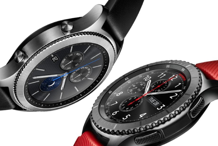 Samsung'un yeni akıllı saati: Gear S4