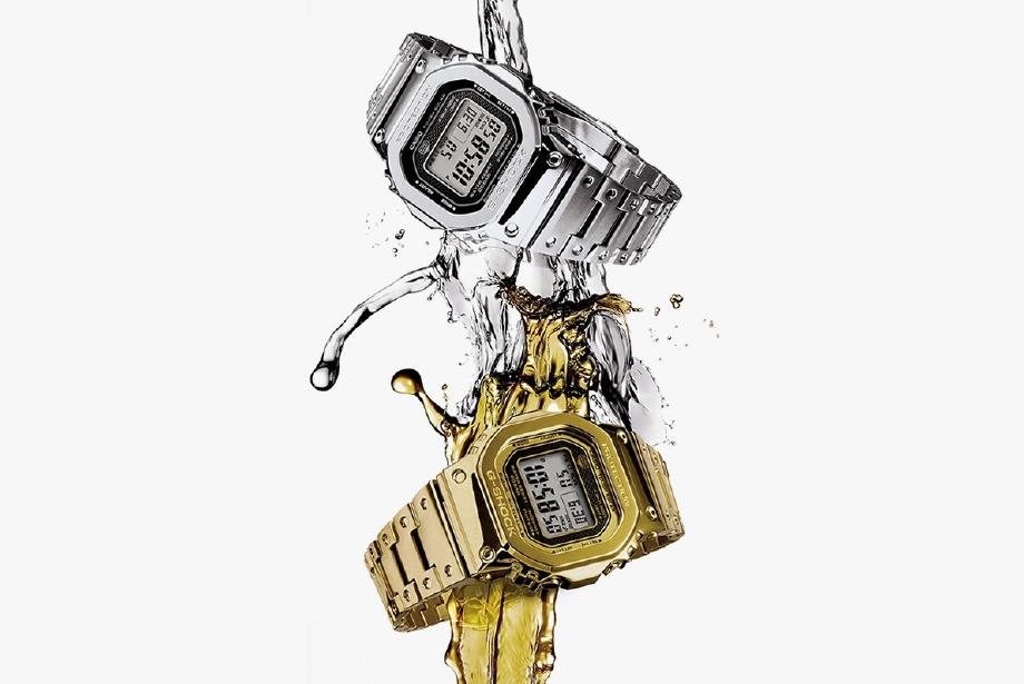 Casio yeni G-Shock'u görücüye çıkardı