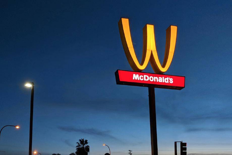 McDonalds'dan Kadınlar Günü hamlesi