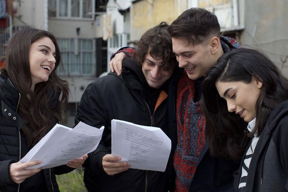 Netflix'in Türk yapımı dizisinden ilk detaylar