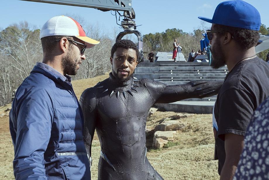 Yine yeni yeniden Black Panther