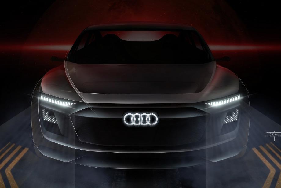 Elektrikli otomobil dünyasına yeni üye: Audi E-Tron GT