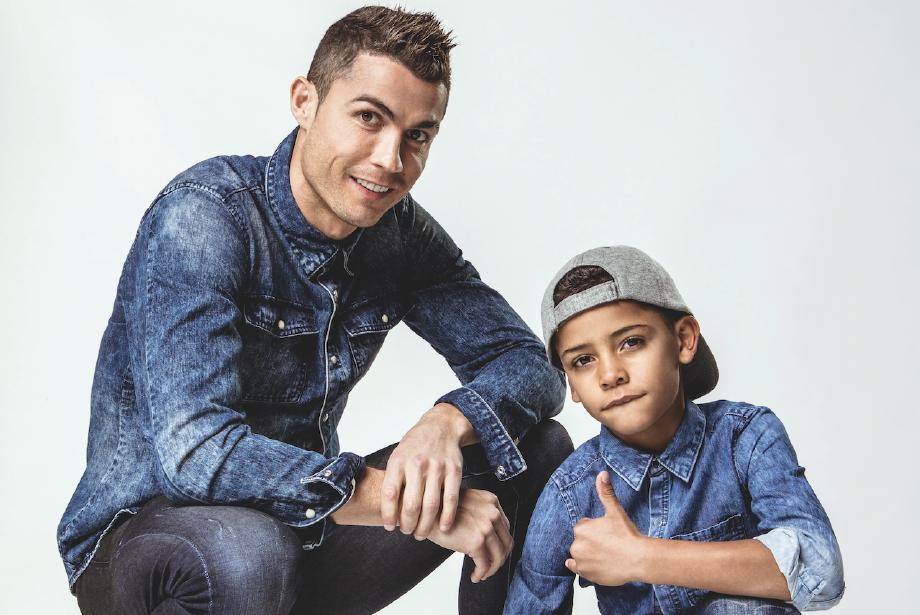 7 numara: Cristiano Ronaldo