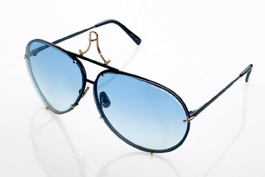 İkonik bir gözlük olarak Porsche