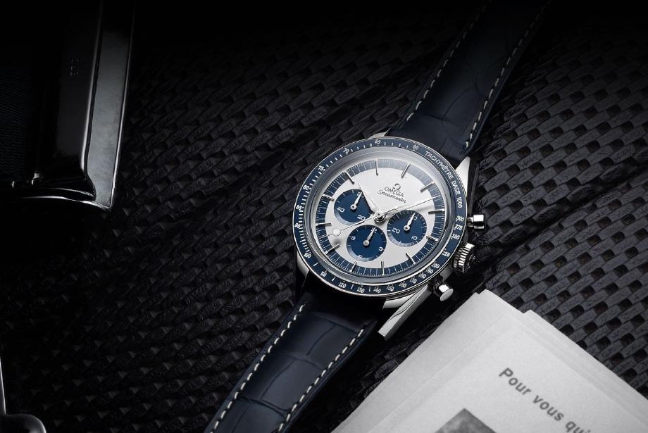 Omega'nın yeni saati geçmişten ilham alıyor