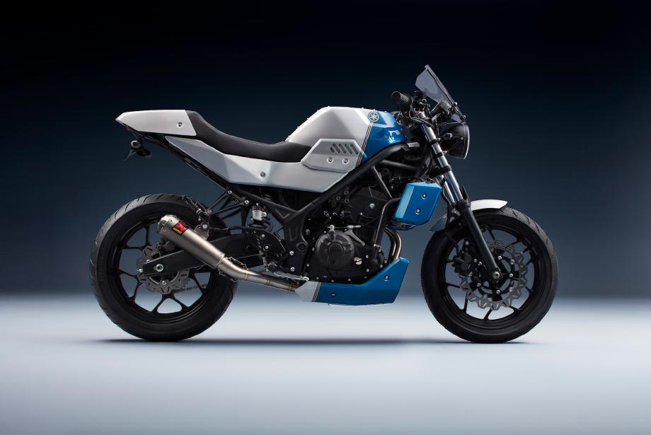 Size has bir motosiklet: Janus
