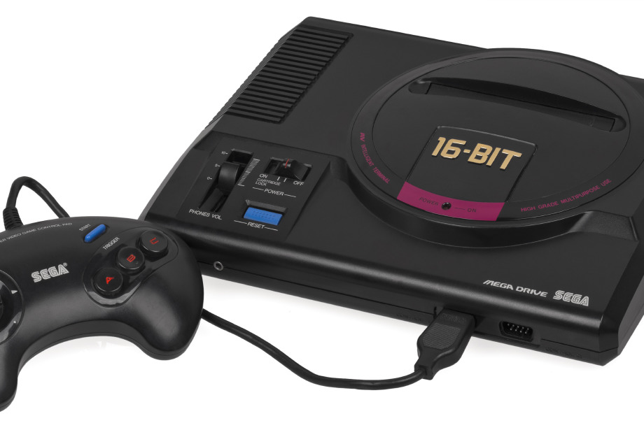 Sega'nın yeni oyun konsolu: Mega Drive Mini