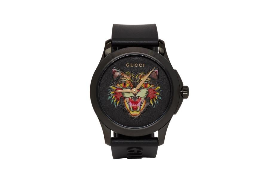 Gucci'nin 'Vahşi' saati