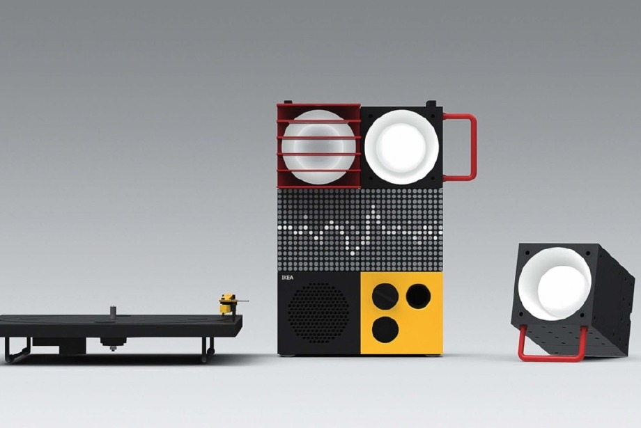 IKEA'nın DJ seti: Frekvens