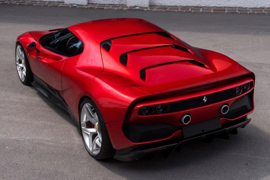Kişiye özel Ferrari