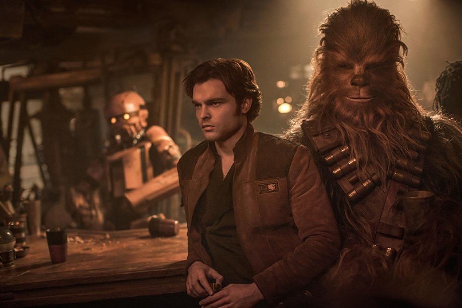 Bu kez olmadı Han Solo, üzgünüz