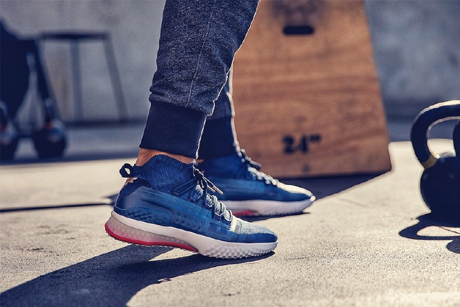 The Rock'tan ilk sneaker
