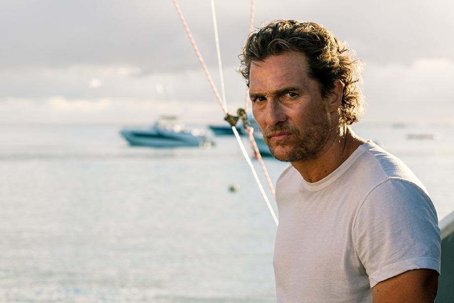 Matthew McConaughey yine derbeder