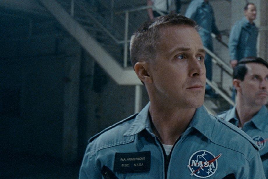 Ryan Gosling'li First Man