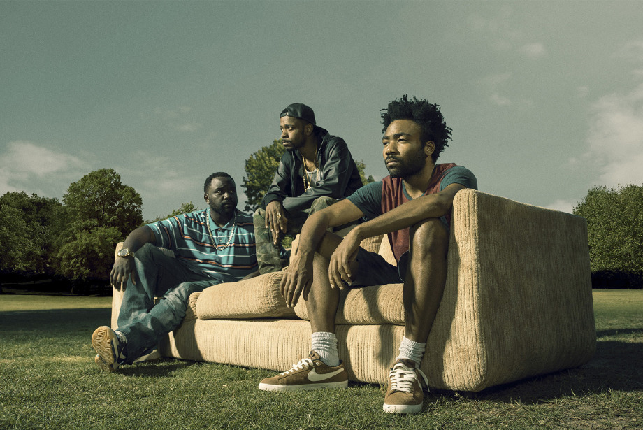 Donald Glover'lı Atlanta