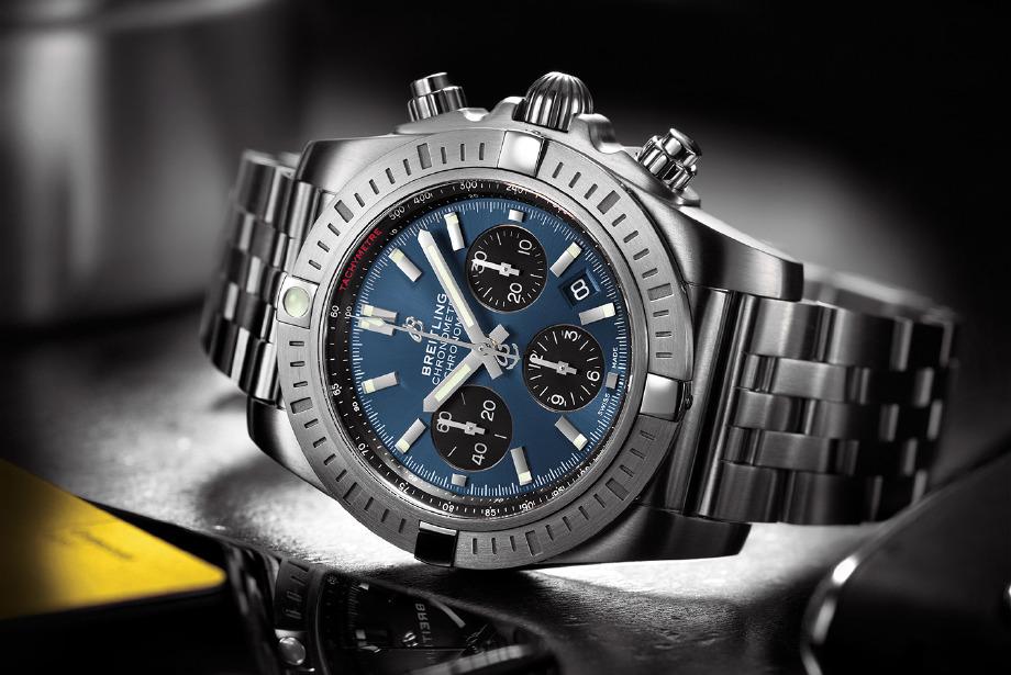 GQ seçti: Breitling Chronomat B01 Chronograph 44