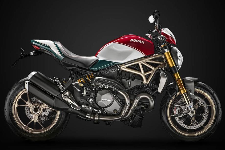 Ducati ve ikonik motosikleti