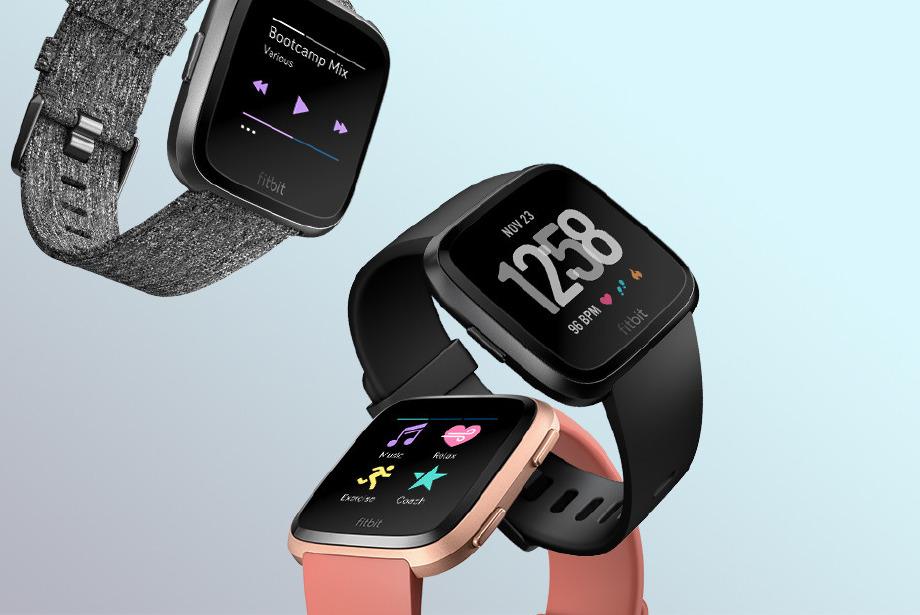 Fitbit'in yeni akıllı saati: Versa