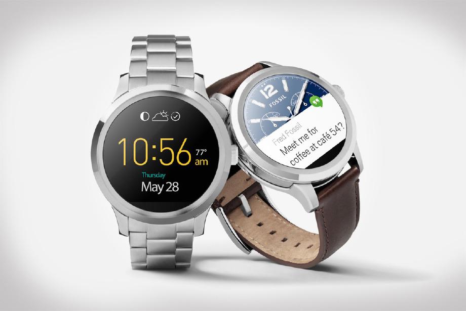 Fossil'in Akıllı Saati ve Dikkat Çeken Tasarımı