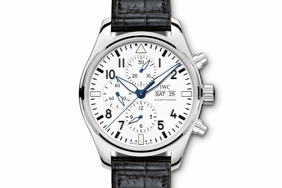 IWC'den 150. Yıl Şerefine: Pilot's Watch Chronograph Edition