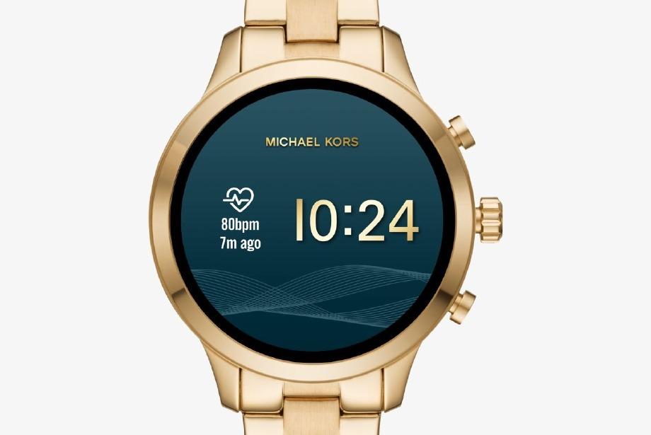 Michael Kors'un Yeni Akıllı Saati Runway