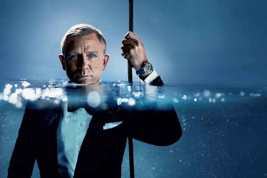 Daniel Craig ve James Bond Saati