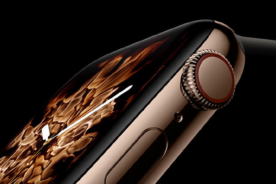 Karşınızda Apple Watch 4