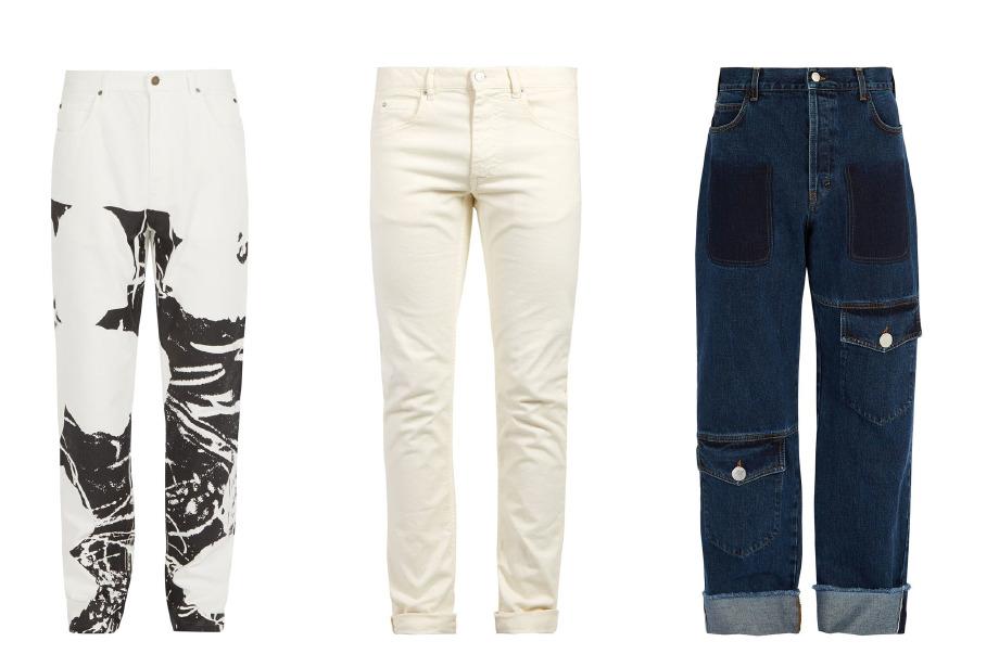 Sezonun Fark Yaratan Jean Tasarımları