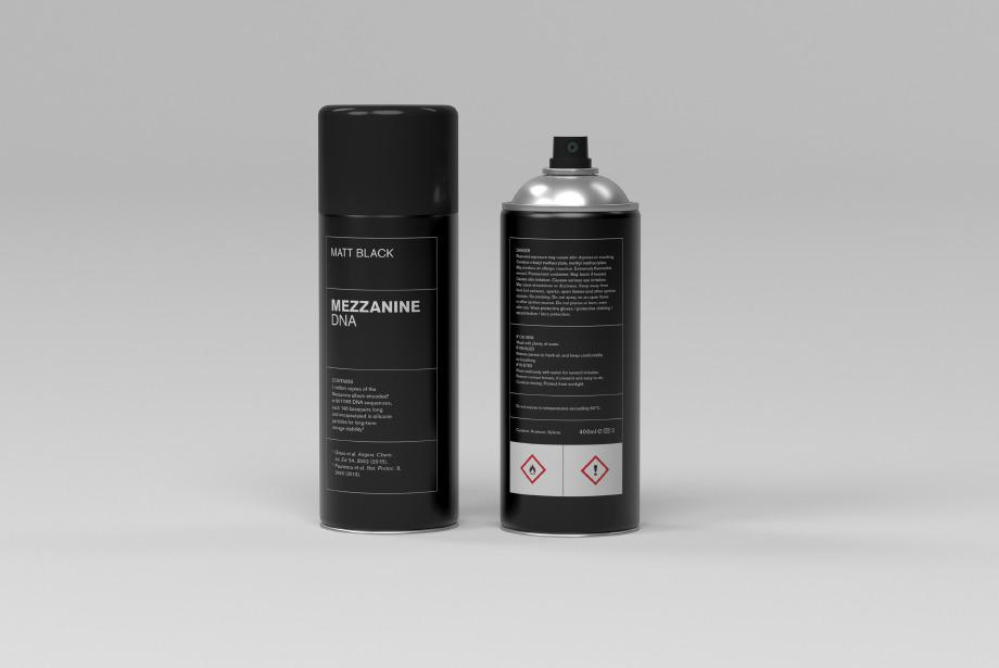 Massive Attack'ın Mezzanine Albümü Sprey Formatında Çıkıyor