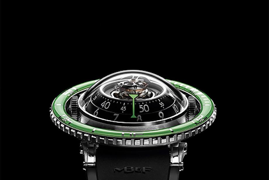 Trend Alarmı: Saatlerde Yeşil Işıltı