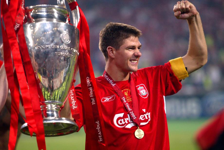 """Steven Gerrard'ın Hayatını Anlatan Belgesel: """"Make Us Dream"""""""