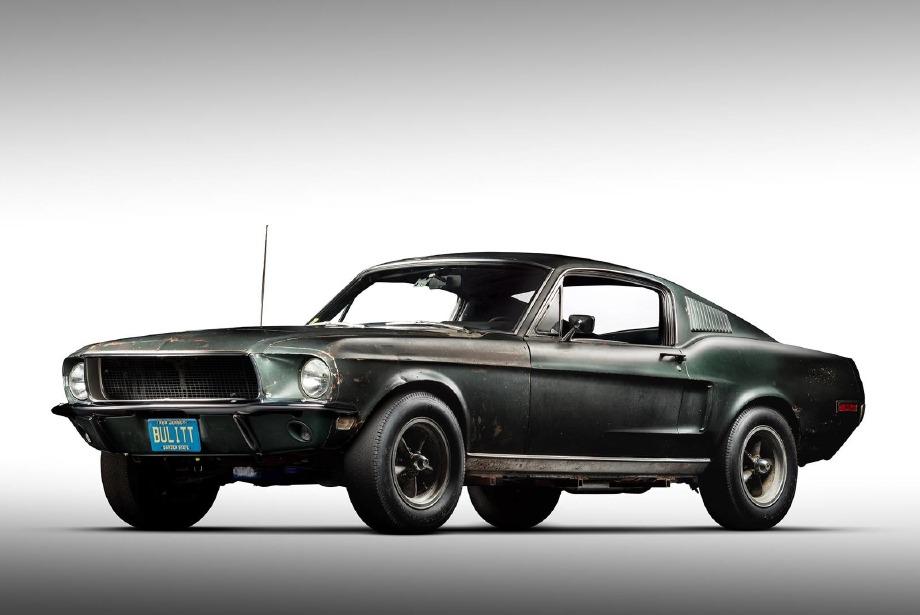 Orijinal Bullitt Mustang'e Aslında Ne Oldu?