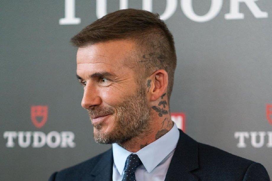 David Beckham'ın 7 Dakikalık Pratik Bakım Rutini