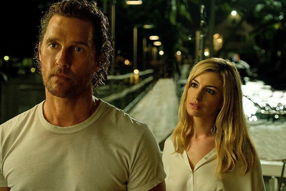 Matthew McConaughey'li Serenity'den İkinci Fragman