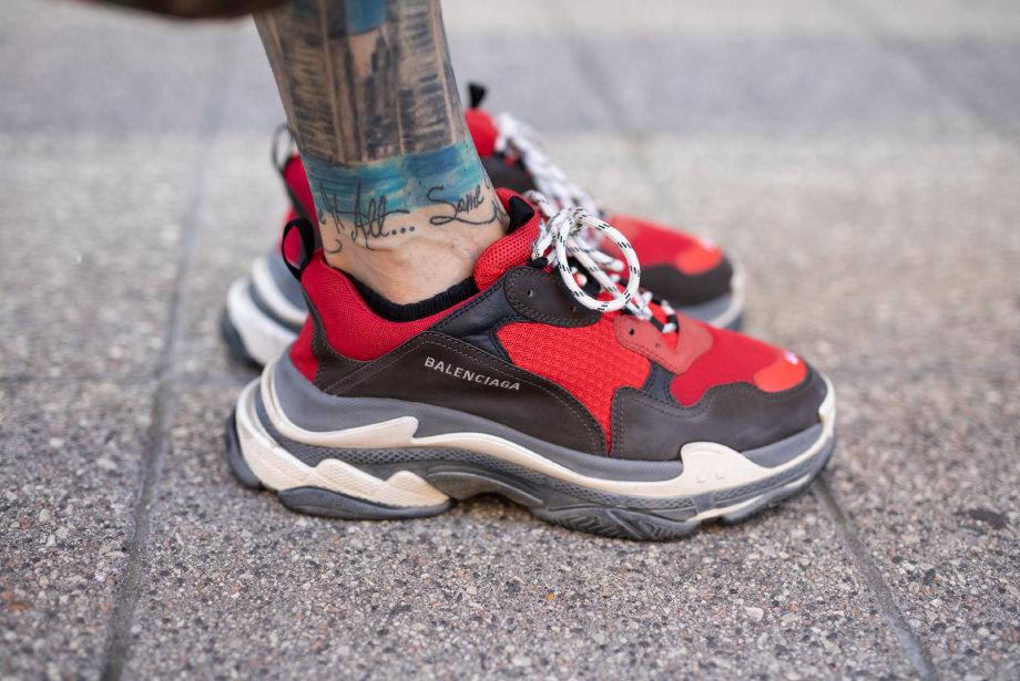 2018'in En İyi 10 Sneaker'ı