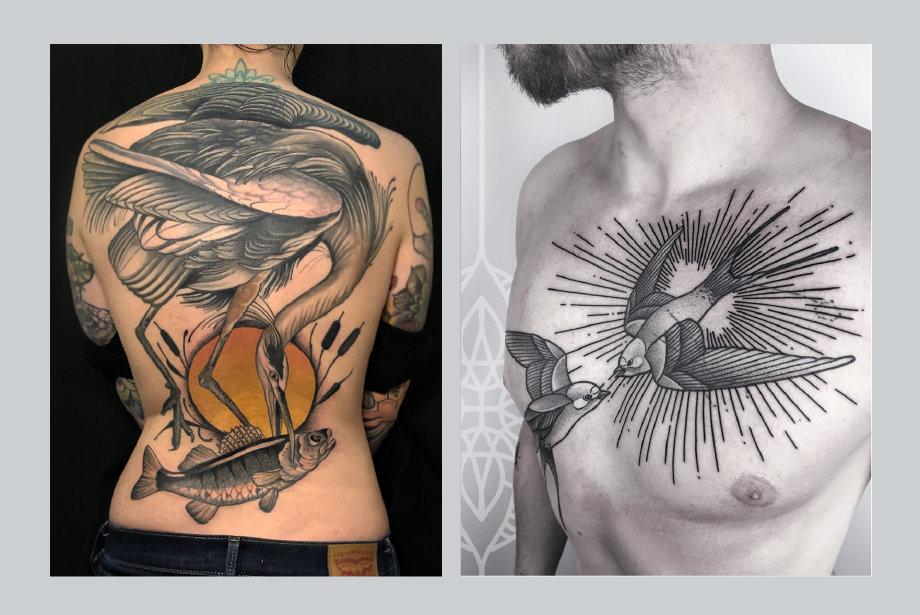 Instagram'da Takip Etmeniz Gereken 12 Dövme Sanatçısı