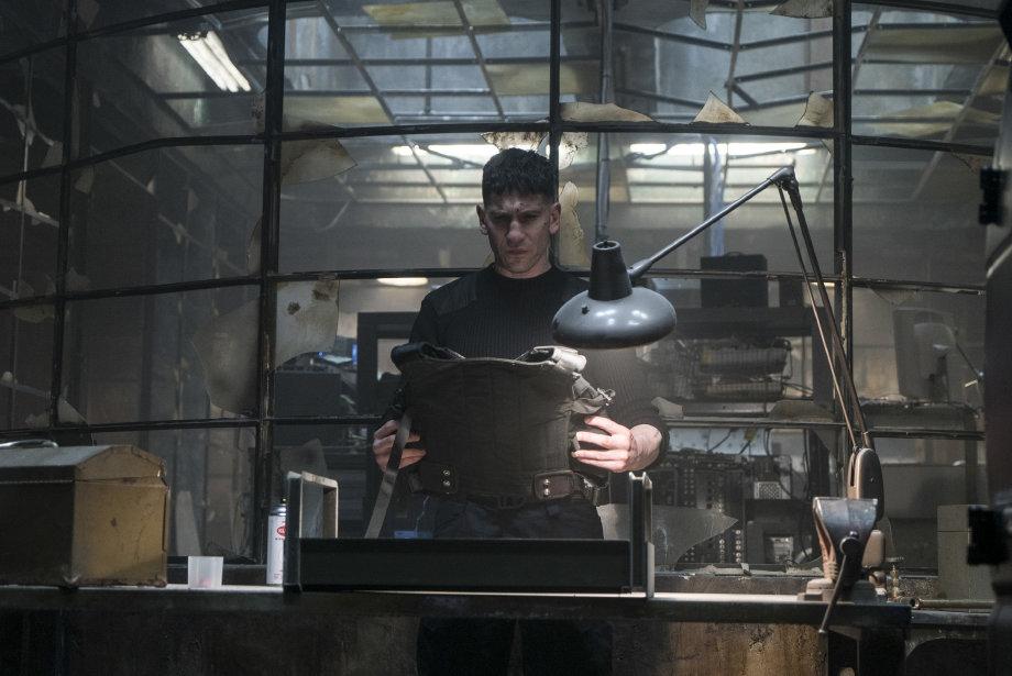 The Punisher'in İkinci Sezonuna Hazırlanın