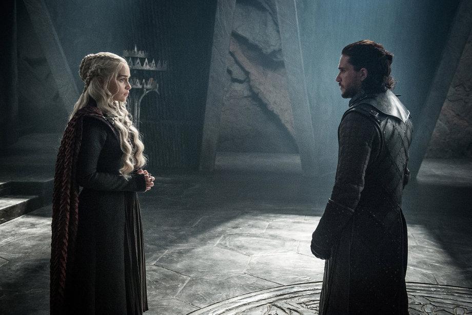 Game Of Thrones'un Yeni Sezonundan İlk Görüntüler