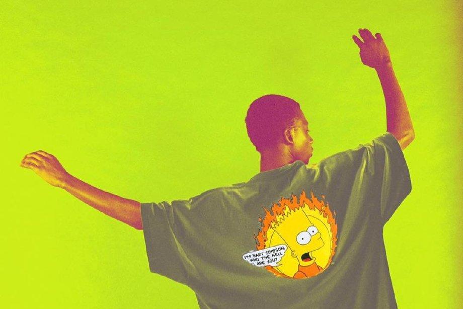 Off-White'ın Anarşist Kahramanı: Bart Simpson