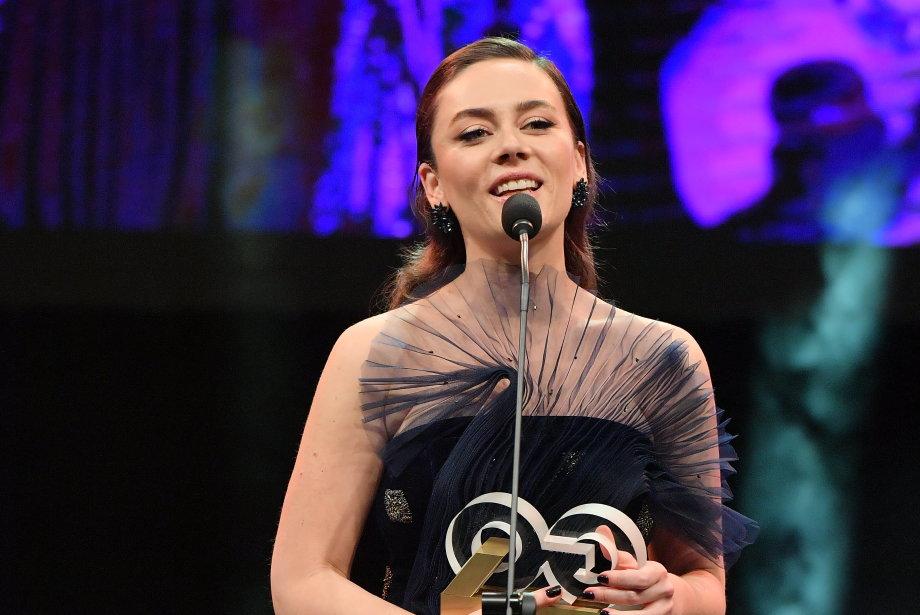 Yılın Kadını Demet Evgar'ın Duygusal GQ Men of the Year Konuşması