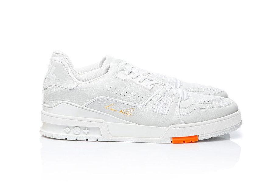 Virgil Abloh'nun Yeni Louis Vuitton Sneaker'larını Nasıl Buldunuz?
