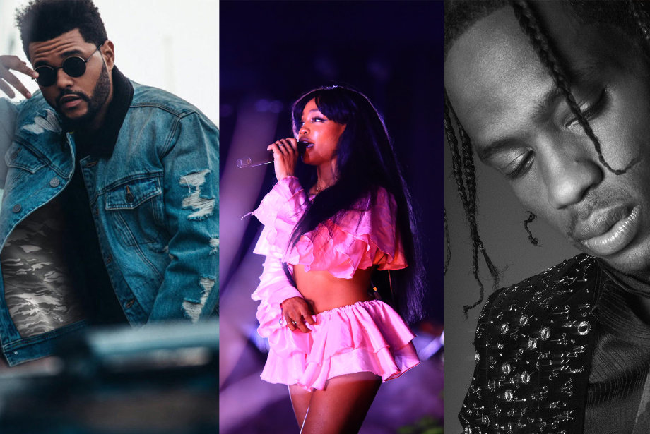 The Weeknd, Travis Scott ve SZA'dan Game of Thrones'a Özel Şarkı