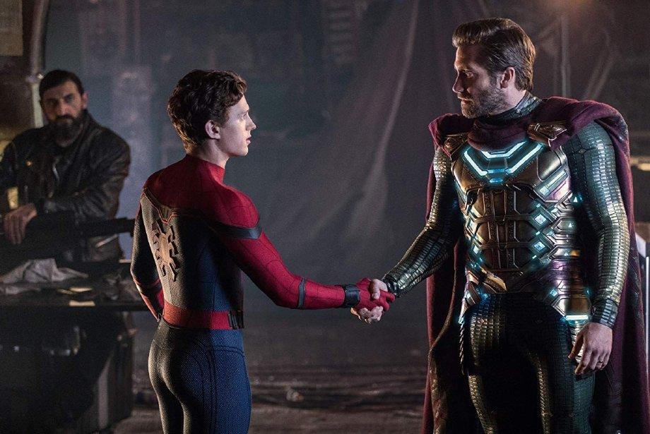 Spider-Man Far From Home'dan Yeni Fragman
