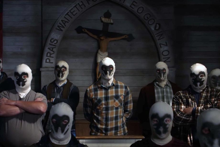 HBO'nun Watchmen Dizisinden İlk Fragman