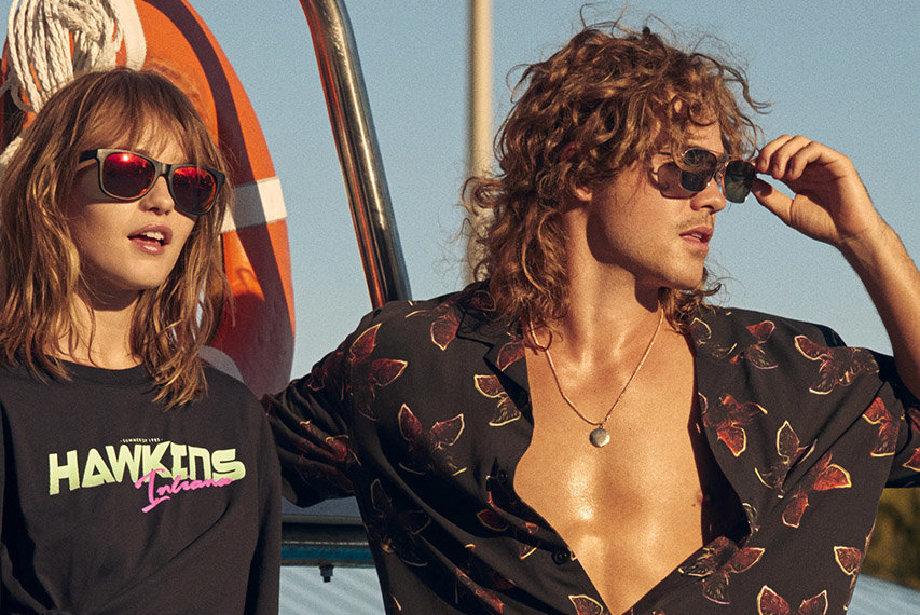 H&M ve Stranger Things'in Ortak Kapsül Koleksiyonu