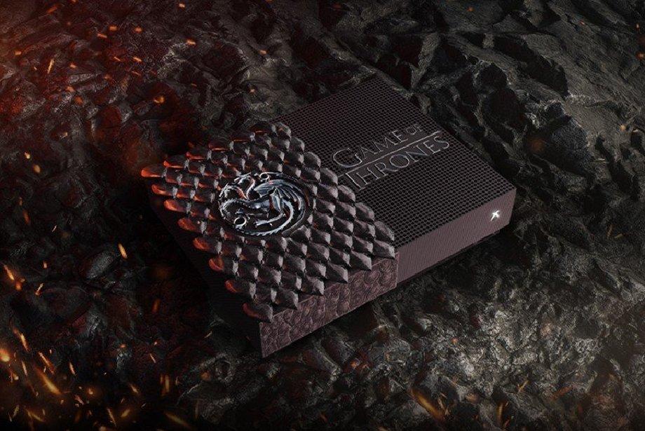 Xbox'dan Game of Thrones Temalı Oyun Konsolu