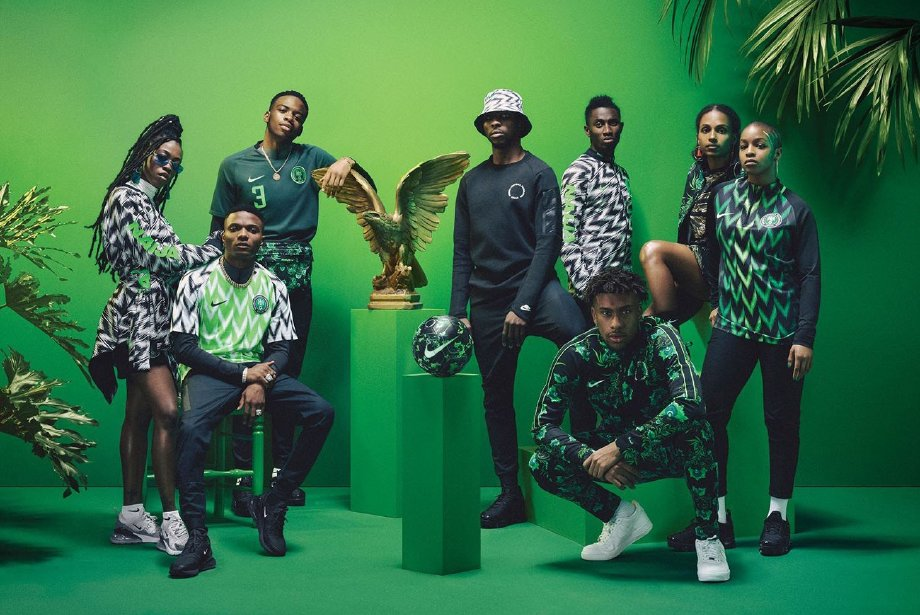 Nike ve Nijerya Yeniden Güçlerini Birleştirdi