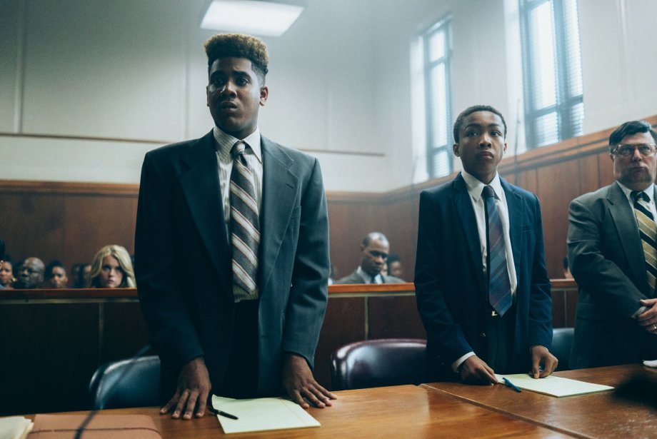 Netflix'in Yeni Favori Dizisi: When They See Us